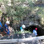 Etna Cave excursion