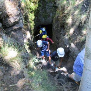 Etna Cave