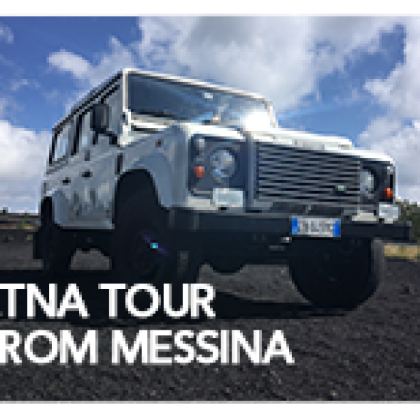 Etna Tour from Messina