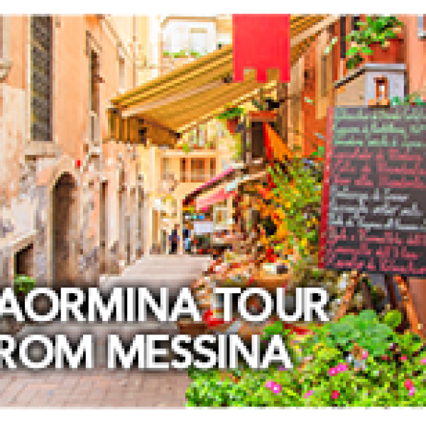 Taormina Tour From Messina