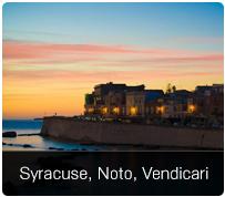Excursión a Siracusa, Noto y Vendicari