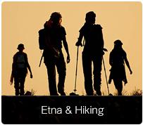 Trekking en el Etna