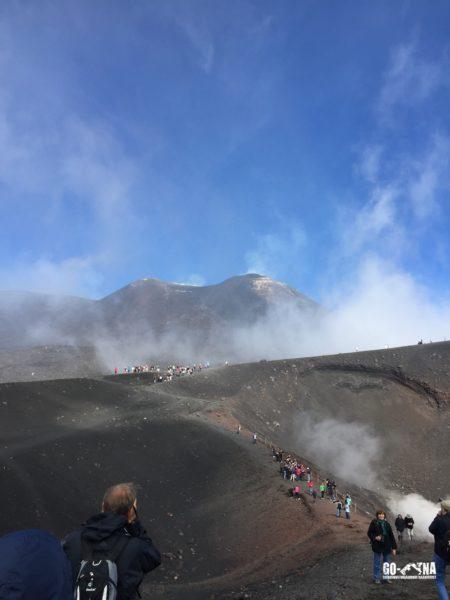 Etna Excursion