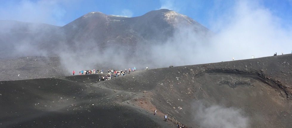 Etna Excursion at 10000 ft.