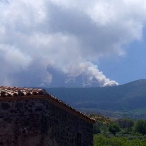 Etna Eruption 2016
