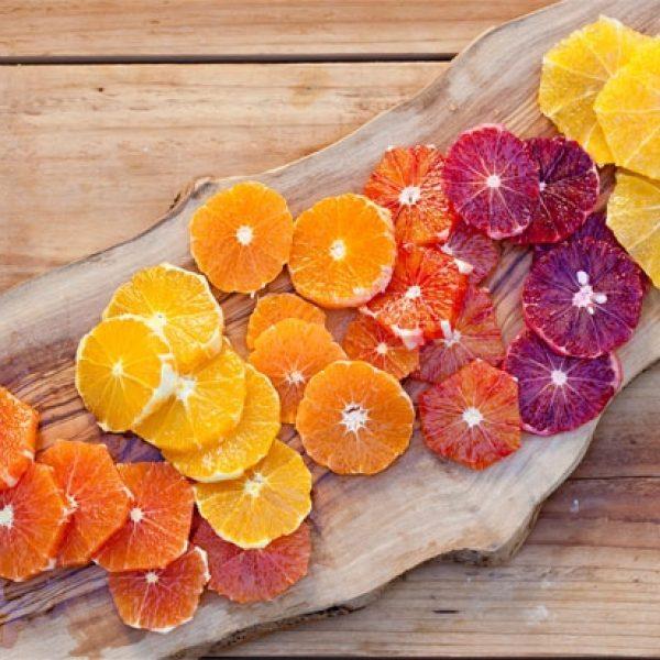 Sicilian orange diversity