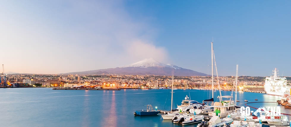 Etna excursion for cruise passengers