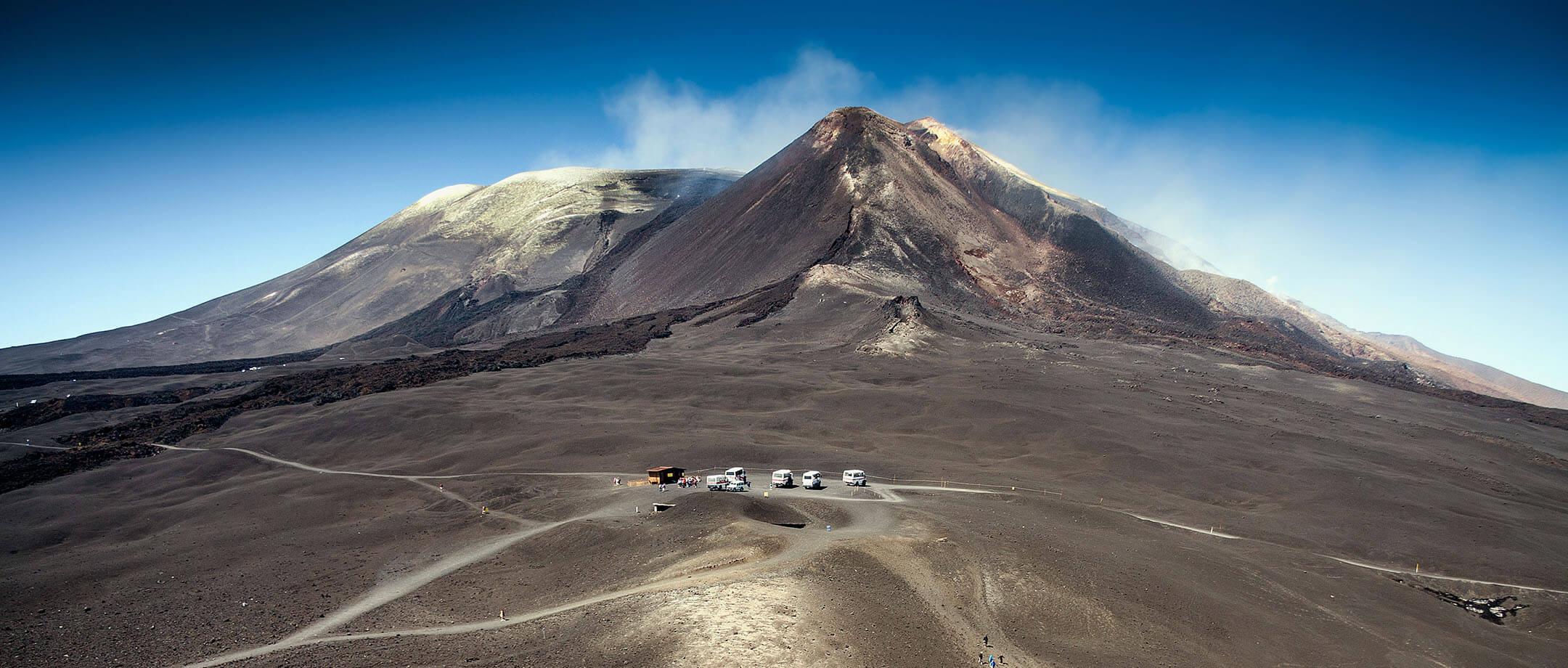 Mount Etna Summit Excursion