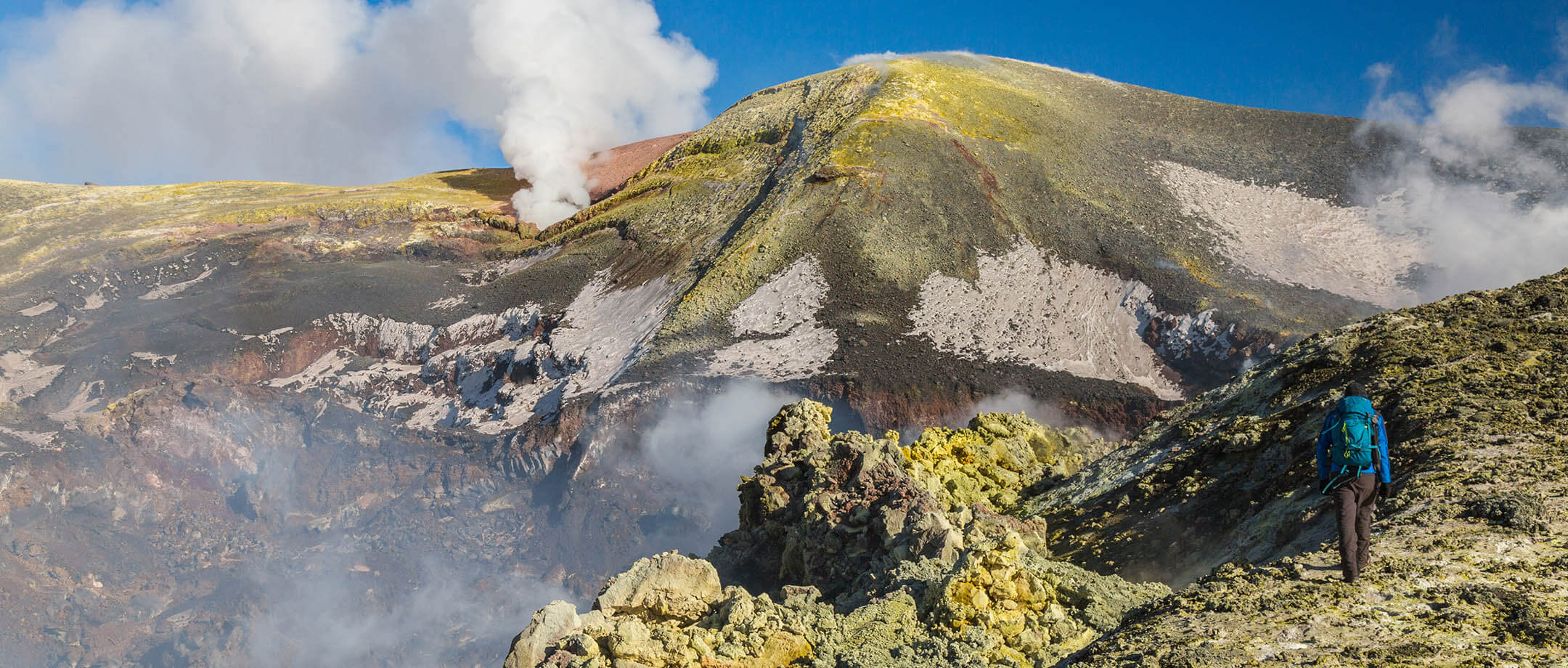 Mount Etna Summit Trekking 3350m