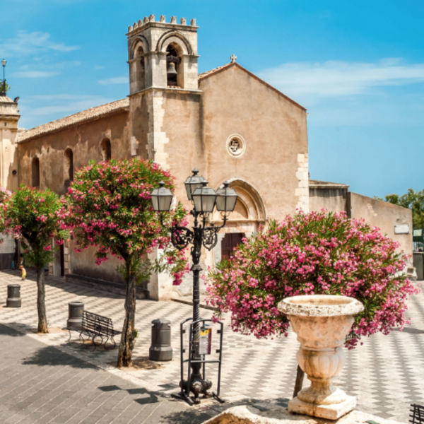 Etna and Taormina Tour