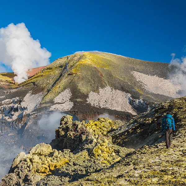 Etna Summit Trekking