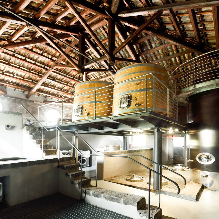 Mount Etna Winery Tour