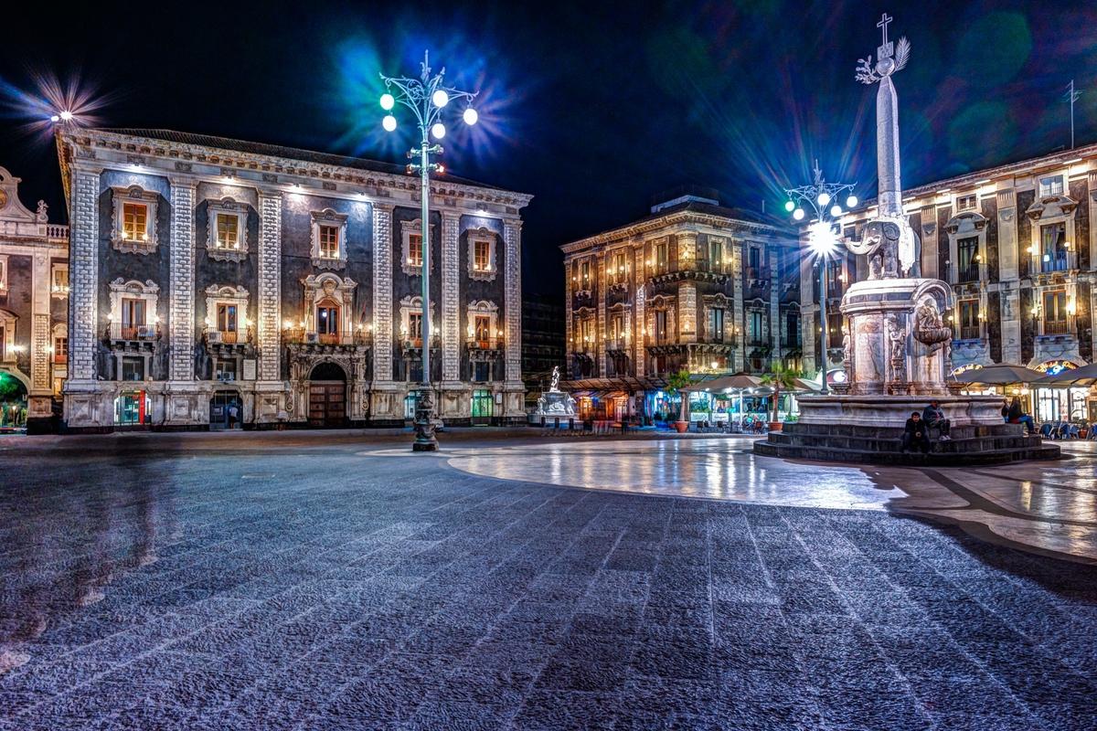 Nightlife of Catania