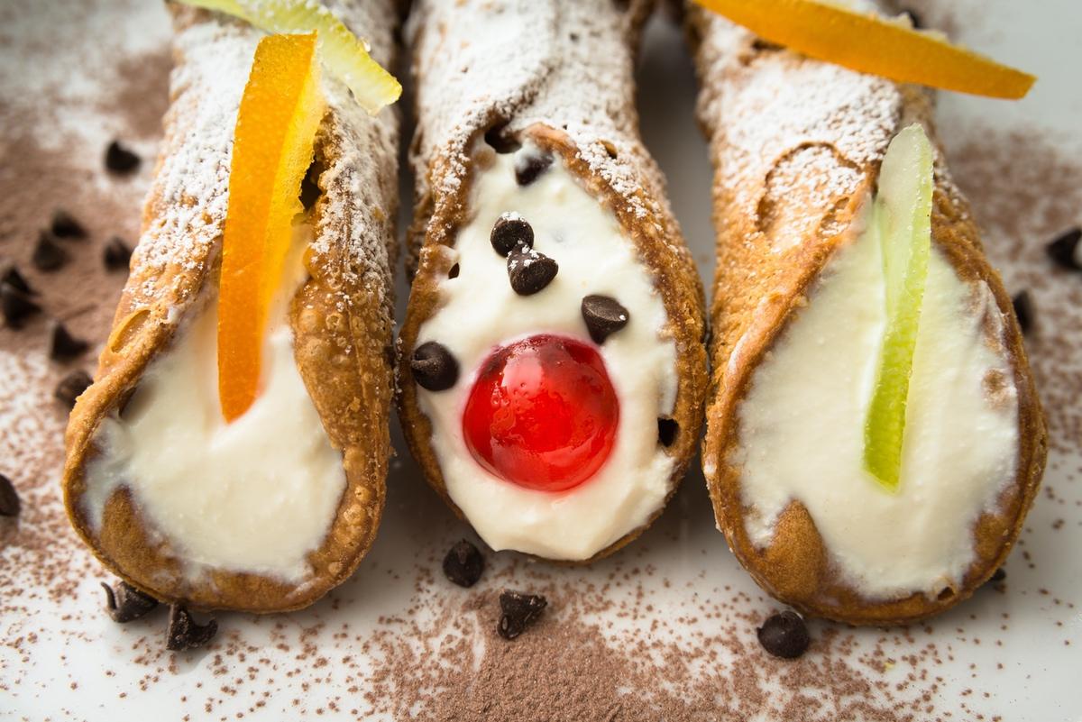 Sicilian Sweet Food