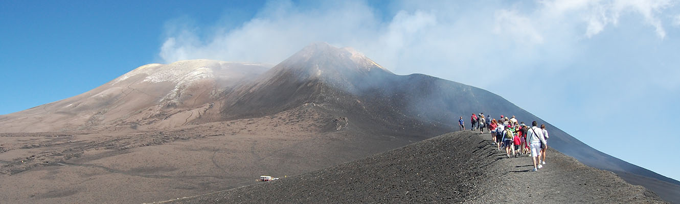 Mount Etna Cable Car