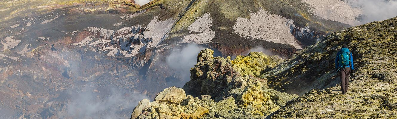 Mount Etna Summit Trekking