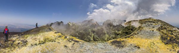 Etna Summit Crater Trekking