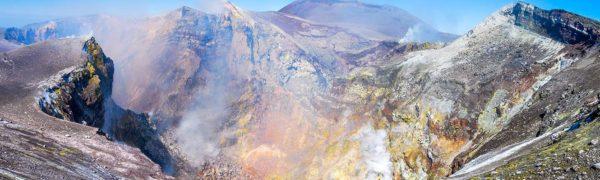 Etna Crater Trekking