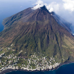 Aeolian Islands Helicopter Tour