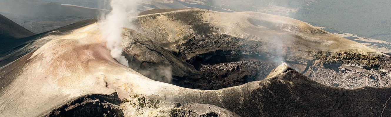 Mount Etna Helicopter Tour