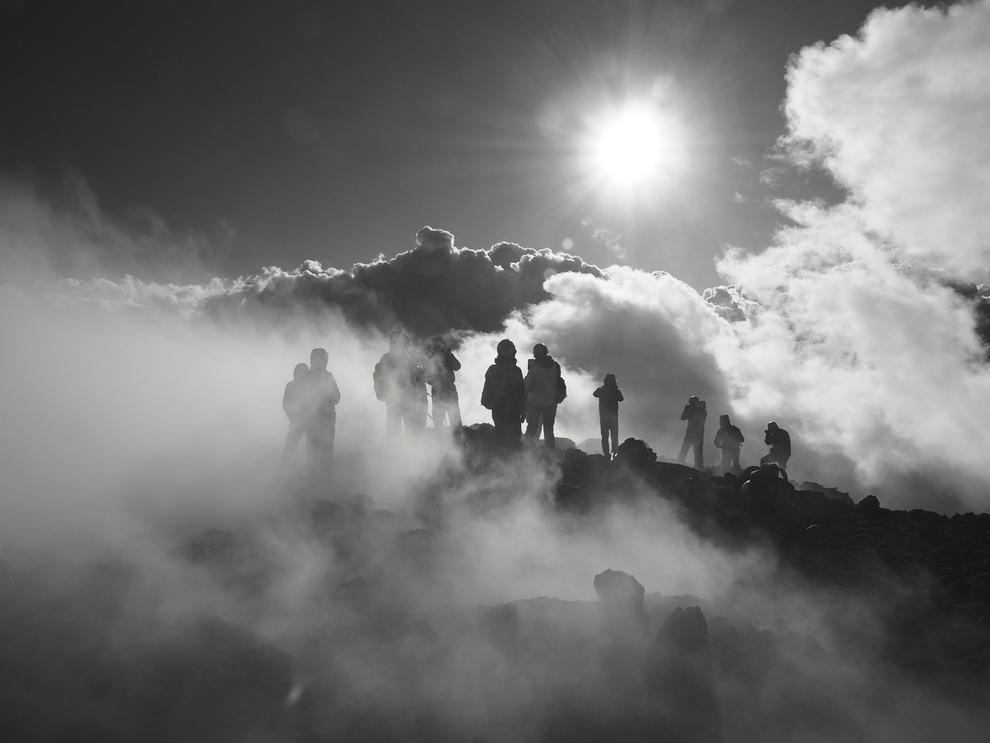 Etna Summit