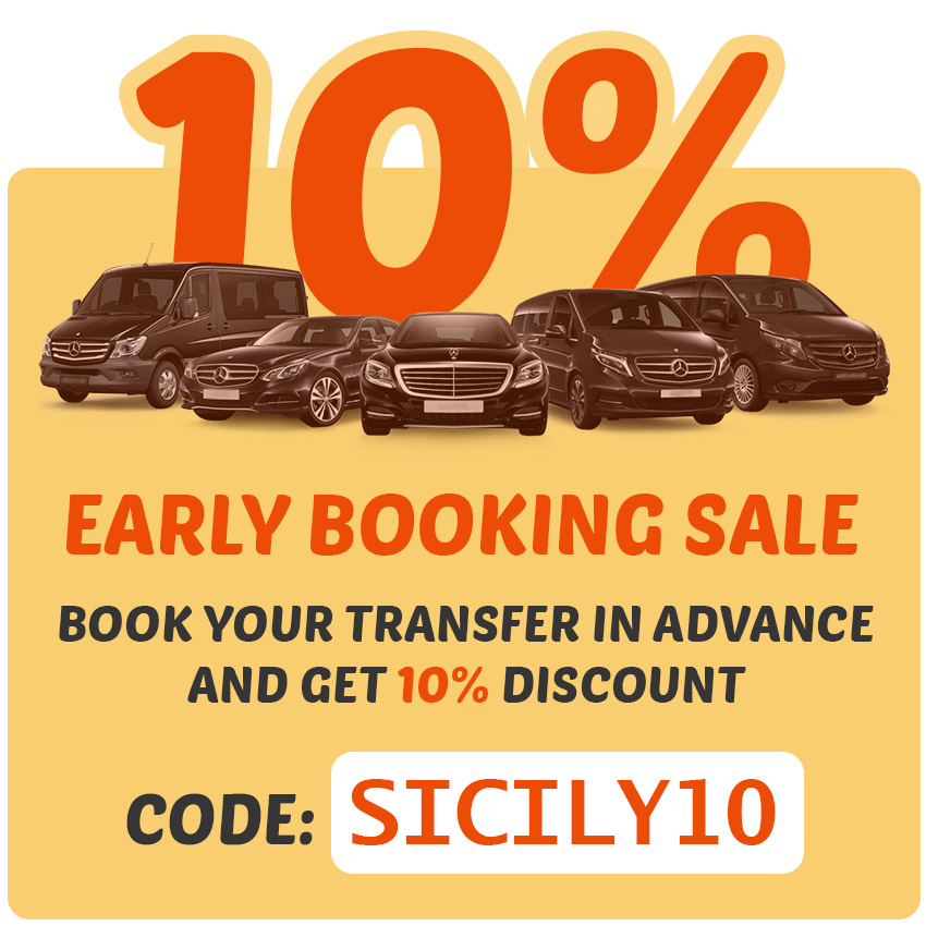 Sicily Transfer Discount