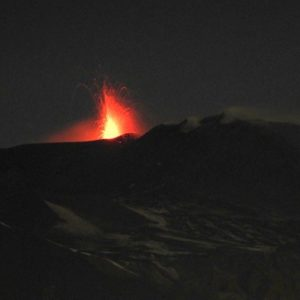 Mount Etna Eruption 2020: Etna, a weird eruption inside the Voragine