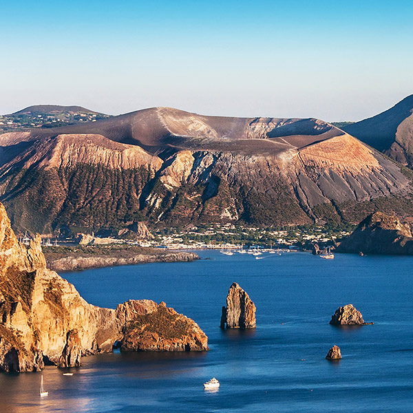 Day Tour Lipari & Vulcano