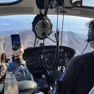 Etna Helicopter Tour