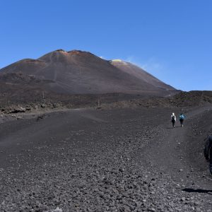 Mount Etna in May