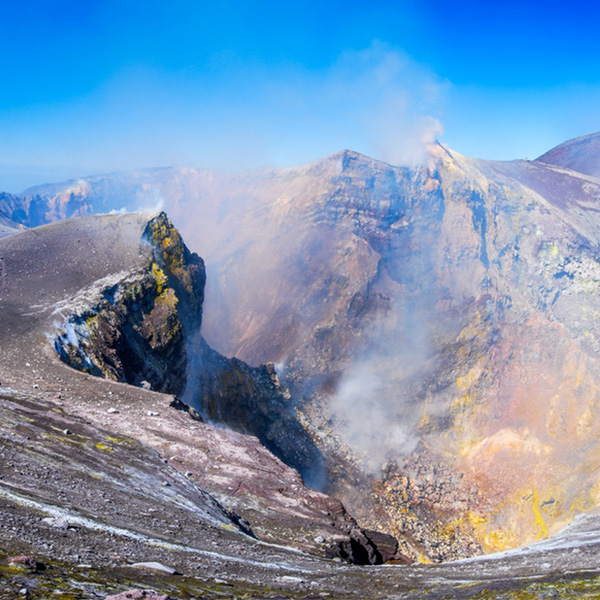 Etna Summit Trekking
