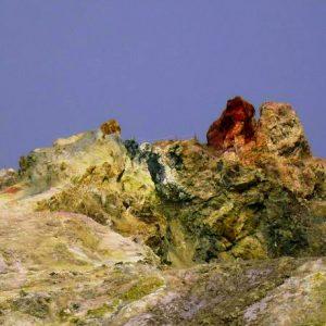 Vulcano, the sulfur island