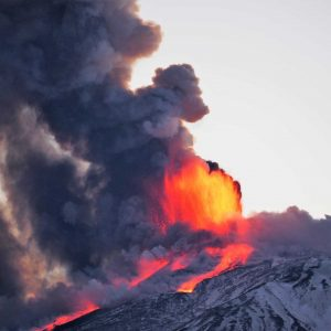 Etna Eruption 2021: Current Situation