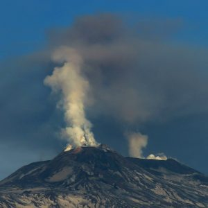 Mt Etna eruption, new update